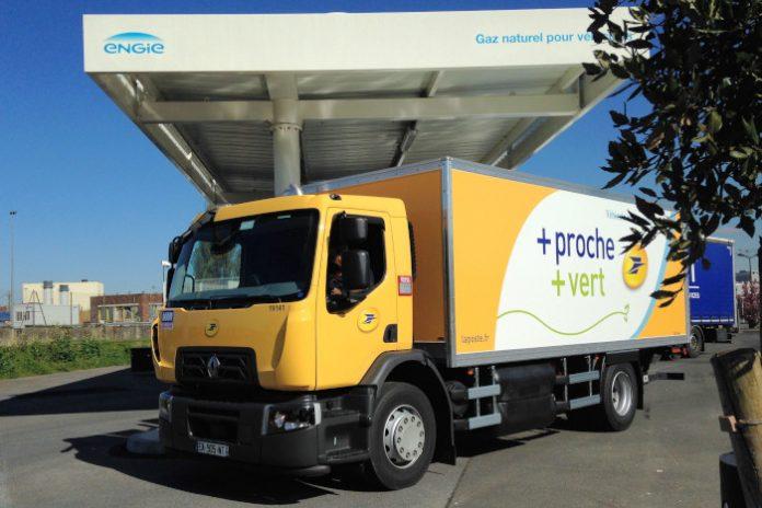 La Poste – Renault Trucks GNV
