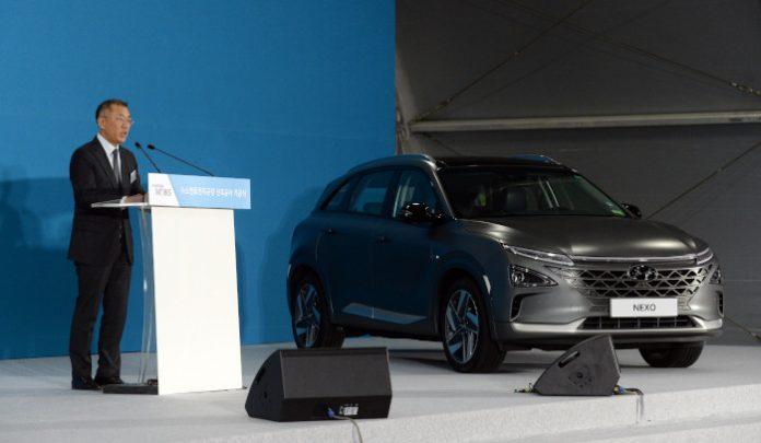 FCEV Vision 2030 stratégie Hyundai piles à combustibles