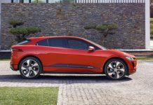 Jaguar Switch - Jaguar i-Pace