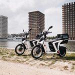 Scooters partagés : Poppy à Anvers