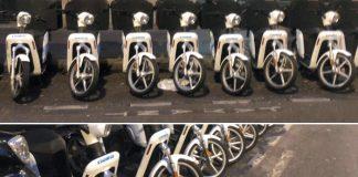 Pour une vingtaine de femmes de ménage, le prestataire de services de ménage à la demande Tidybear a fait le choix du scooter électrique avec une formation en amont, de deux heures à une journée.
