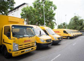 Faurecia DHL Singapour