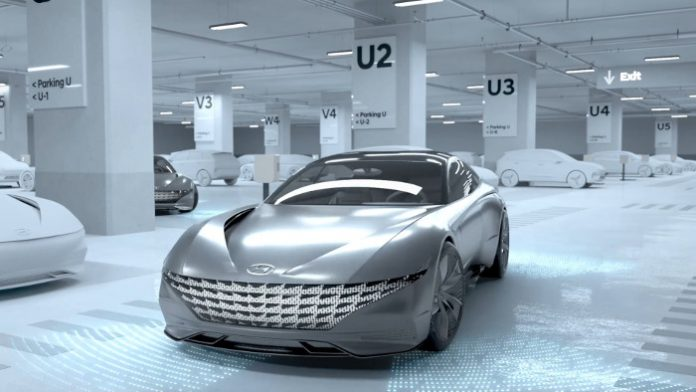 Hyundai électrique autonome