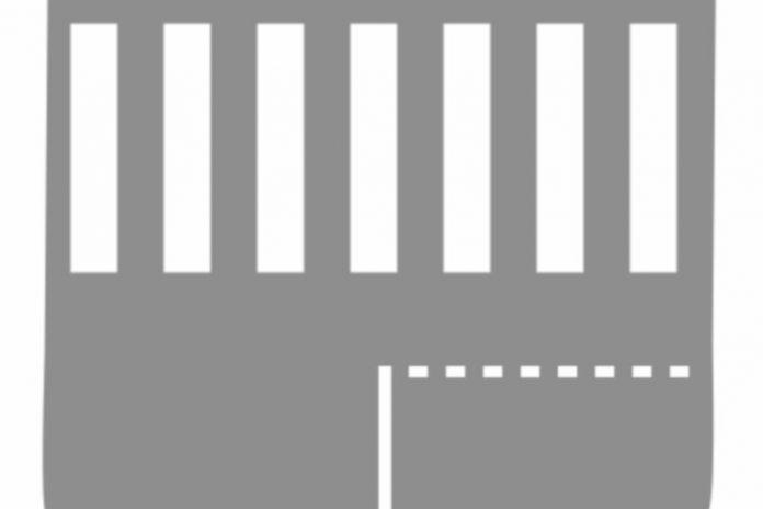 ligne effet passages pietons