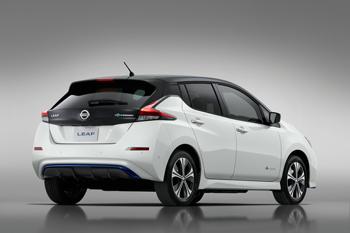 Nissan Leaf extérieur