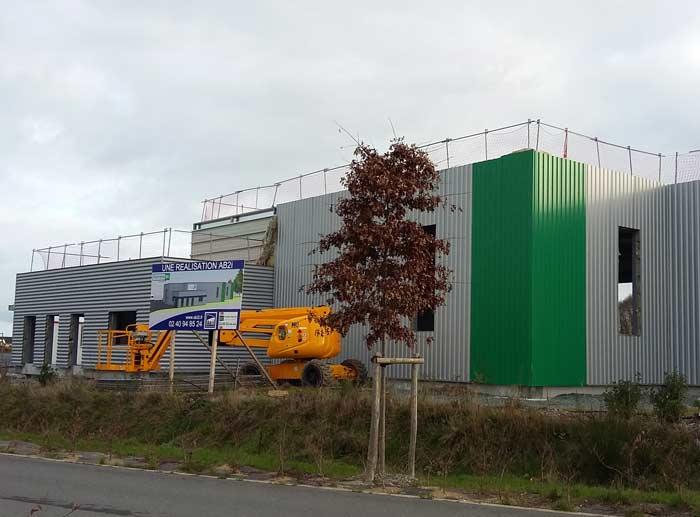 Nouvelle construction Optima Ouest à Nantes