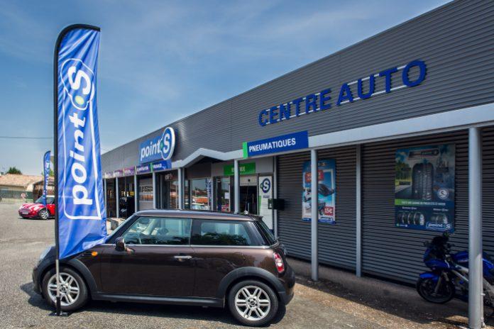 Point S centre automobile