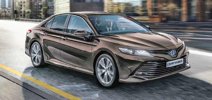 Nouvelle Toyota Camry Hybride