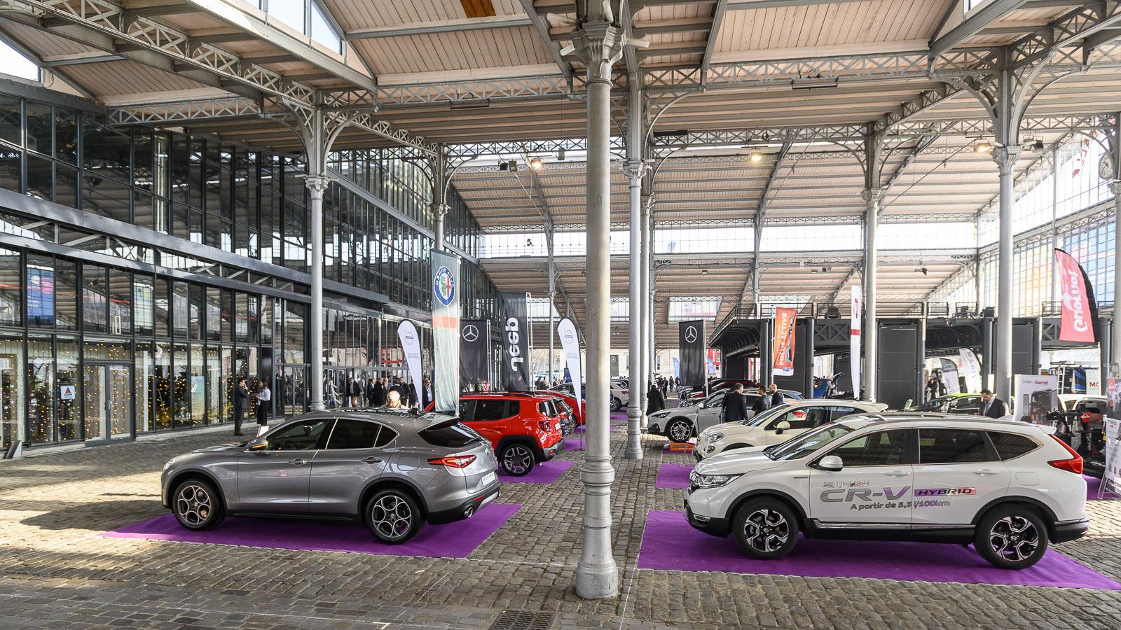 Rencontres Flottes Automobiles 2019 Exposition véhicules