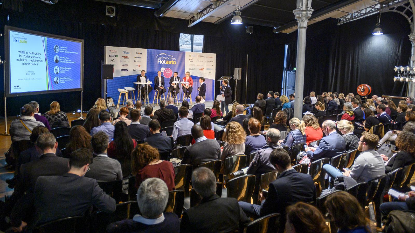 Rencontres Flottes Automobiles 2019 conférence WLTP