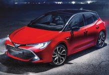 Nouvelle Toyota Corolla Hybride 2019
