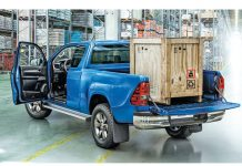 Hilux Xtra Cabine