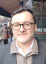 Hugues Hamelin, directeur du CSP parc automobile, SNCF 22 000 véhicules, essentiellement des véhicules de service utilitaires non affectés et employés par plus de 30 000 conducteurs