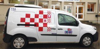 Centre social La Paz vehicule hydrogene