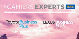Cahiers Experts Toyota Lexus