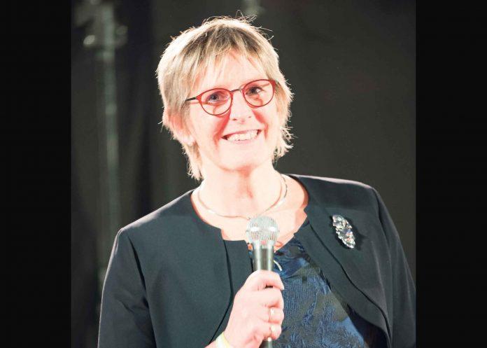 Susan Nallet, directrice des questions d'employabilité des étudiant(e)s de Grenoble école de management