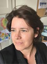 Agnès Brottes, référente régionale de la flotte à la préfecture de la région Grand Est.