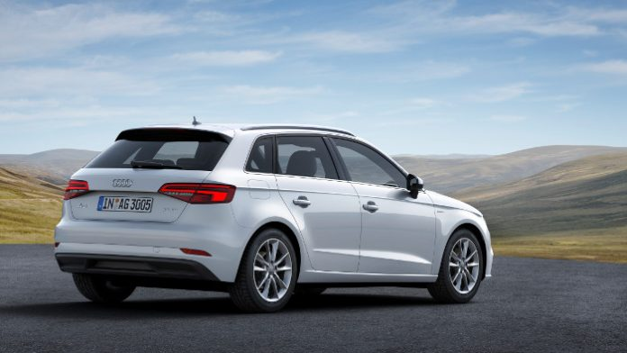 g-tron Audi A3 Sportback