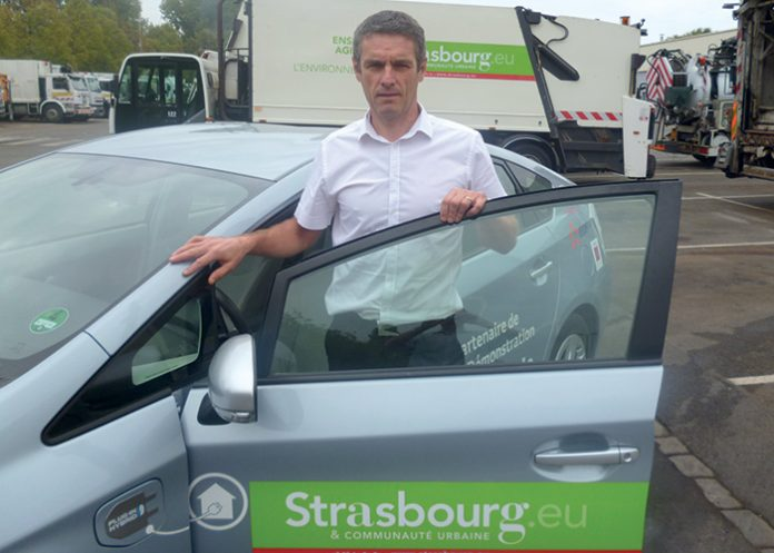 Benoît Weinling, Ville et Eurométropole de Strasbourg