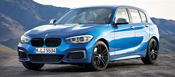 En attendant sa successeure, la deuxième génération de Série 1 demeure au catalogue de BMW uniquement en 5 portes. Le 3-cylindres turbodiesel 1.5 ouvre l'accès à la gamme en 95 ch (114d à 107 g et 27 650 euros).