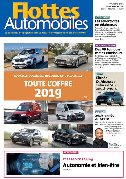 Flottes Automobiles N°245