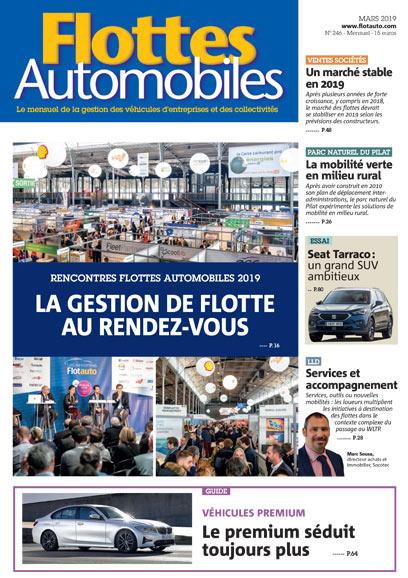 Flottes Automobiles N°246