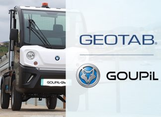 Goupil Geotab