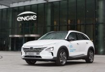 Hyundai Nexo Engie Cofely