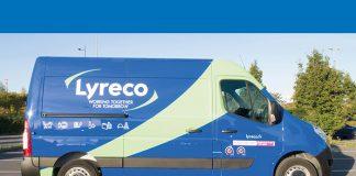 Sur un total de 1 100 véhicules, Lyreco dispose de 450 véhicules de livraison dont 300 VUL et 150 poids lourds du 5 au 16 tonnes, avec notamment des utilitaires carburant à l'électricité ainsi qu'au GNV.