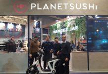 Planet Sushi scooters électriques
