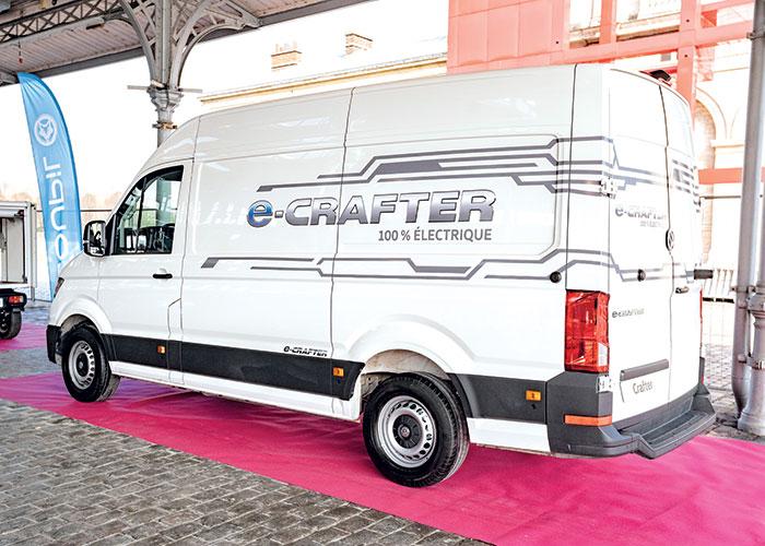Volkswagen-e-Crafter