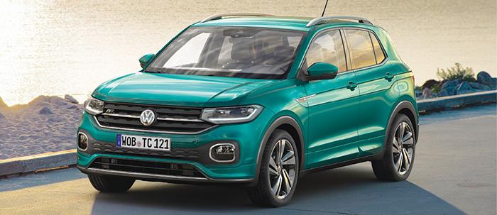 Bien fabriqué et fini, le T-Cross de Volkswagen mise sur un accès à la gamme à 19 200 euros avec le 3-cylindres 1.0 TSI de 95 ch en essence, complété par sa version de 115 ch et, en diesel, par le 1.6 TDI de 95 ch.