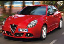 Alfa Romeo Giulietta - Packs business 2019 - Segment C : berlines et breaks compacts