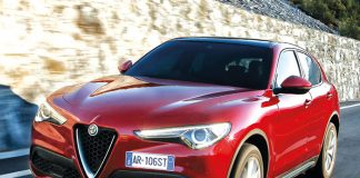 Alfa Romeo Stelvio - Packs business 2019 - Segment D : berlines et SUV routiers