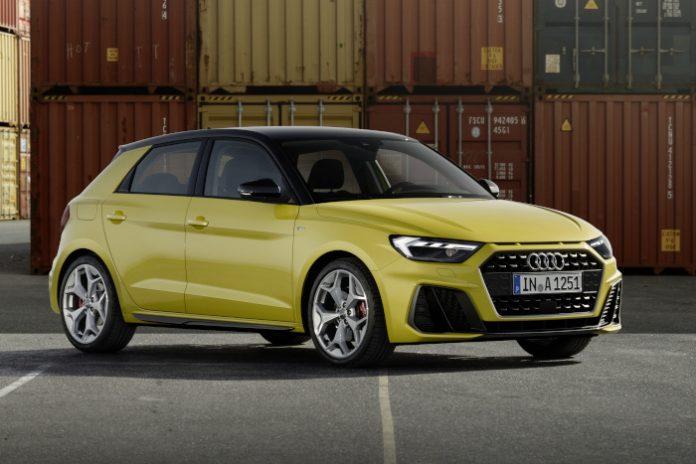 Audi A1 - Packs business 2019 - Segments A et B : berlines citadines polyvalentes