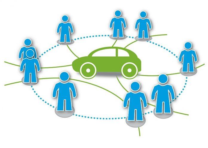automobilistes urbains mobilité partagée
