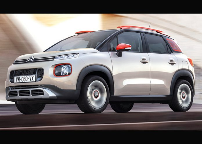 Citroen C3 Aircross - Packs business 2019 - Segments A et B : SUV citadins polyvalents