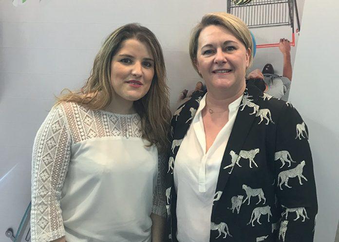 Sophie de Sousa & Corinne Le Drogo, Tennant