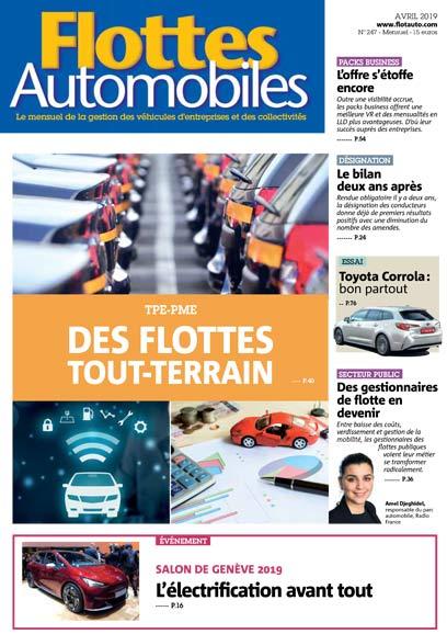 Flottes Automobiles N°247