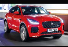 Jaguar E-Pace - Packs business 2019 - Segment C : SUV et monospaces compacts