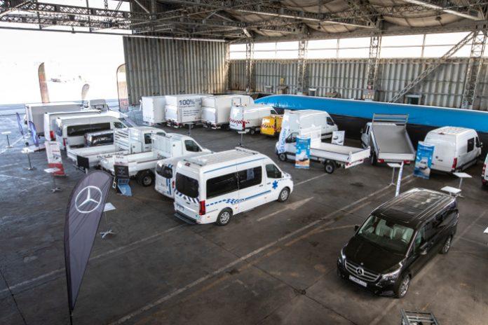 Mercedes solutions carrossées