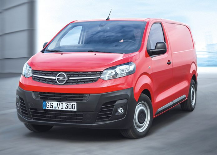 Véhicules utilitaires légers - Opel Vivaro