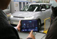 Hyundai Motor technologie contrôle par smarphone