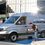 Véhicules utilitaires - Volkswagen e-Crafter