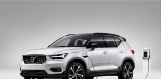 Volvo XC40 hybride rechargeable