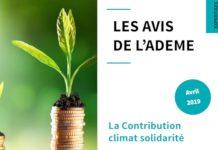 avis ademe taxe carbone