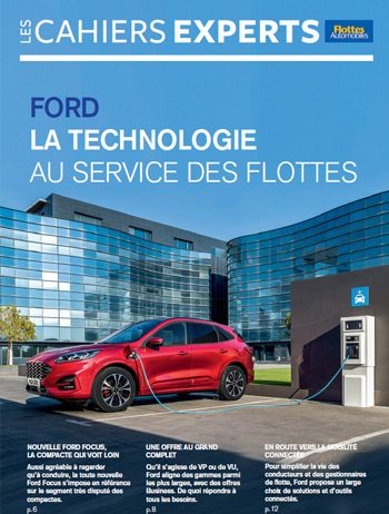 Cahier Expert Ford