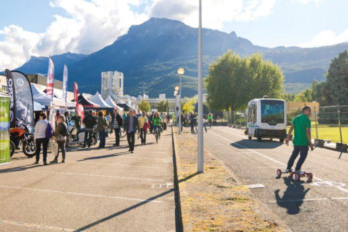 CEA de Grenoble - Journée de la mobilité durable 2016