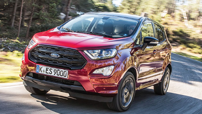 EcoSport Titanium Business