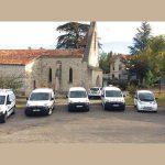 Sur une flotte totale de 322 véhicules, l'agglomération d'Agen a acquis une vingtaine de véhicules carburant au GNV et une trentaine de modèles électriques, avec un usage partagé en pool pour certains de ces derniers.